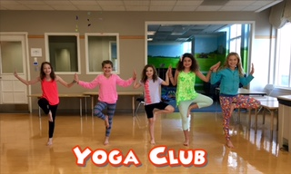 FSMA Yoga Club: What is Yoga for Tweens?